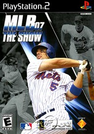 Rent MLB 07: The Show for PS2
