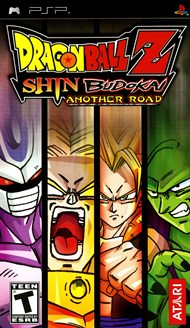 Rent Dragon Ball Z: Shin Budokai Another Road for PSP Games