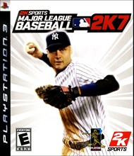 Rent Major League Baseball 2K7 for PS3