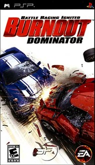 Rent Burnout: Dominator for PSP Games