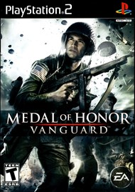 Rent Medal of Honor: Vanguard for PS2