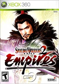 Rent Samurai Warriors 2: Empires for Xbox 360