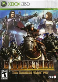 Rent Bladestorm: The Hundred Years' War for Xbox 360