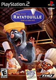 Rent Ratatouille for PS2