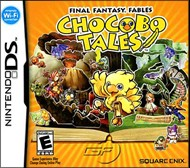 Rent Final Fantasy Fables: Chocobo Tales for DS