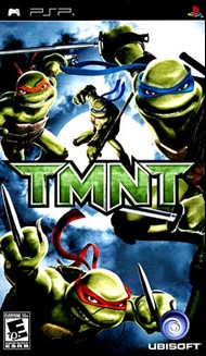Rent TMNT for PSP Games