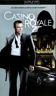 Rent Casino Royale for PSP Movies