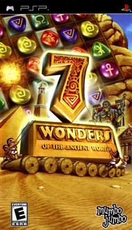 Rent 7 Wonders of the Ancient World for PSP Games