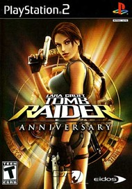 Rent Tomb Raider: Anniversary for PS2