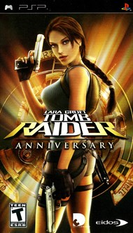 Rent Tomb Raider: Anniversary for PSP Games