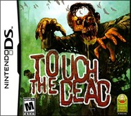 Rent Touch the Dead for DS
