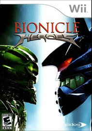 Rent Bionicle Heroes for Wii