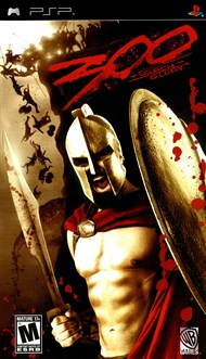 Sparta must not be defeated! You are King Leonidas, leader of the 300 brave Spartans who march against Xerxes and his massive Persian army. Use your sword, your spear, and your shield to brutally take down enemies as you command the valiant soldiers at your side. Join with them in a phalanx - the ultimate Spartan battle formation - and become an unstoppable force to your mighty Persian foe. Based on the Frank Miller graphic novel of the same name, the game captures the same visceral quality, letting you take down enemies as a true hero of Sparta ? and all of Western Civilization.