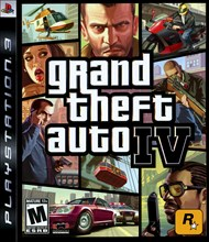 Buy Grand Theft Auto IV for PS3