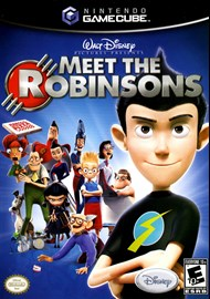 Rent Disney's Meet the Robinsons for GC