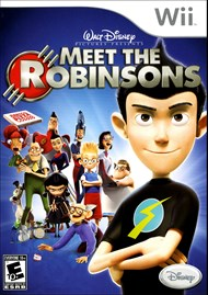 Rent Disney's Meet the Robinsons for Wii