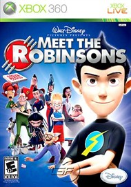 Rent Disney's Meet the Robinsons for Xbox 360