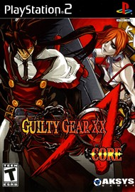 Rent Guilty Gear XX Accent Core for PS2