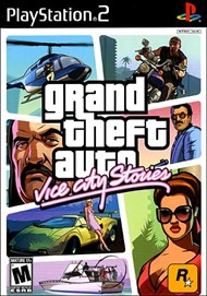 Rent Grand Theft Auto: Vice City Stories for PS2