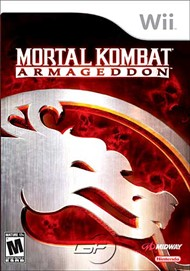 Rent Mortal Kombat: Armageddon for Wii