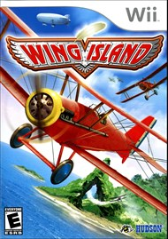 Rent Wing Island for Wii
