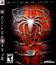 Rent Spider-Man 3 for PS3