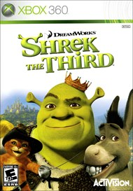 Rent Shrek the Third for Xbox 360