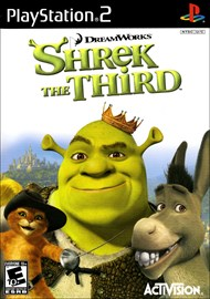 Rent Shrek the Third for PS2