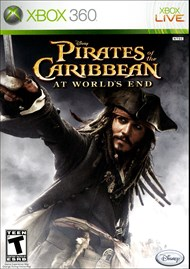 Rent Pirates of the Caribbean: At World's End for Xbox 360