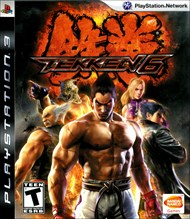 Rent Tekken 6 for PS3