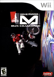 Rent Dave Mirra BMX Challenge for Wii