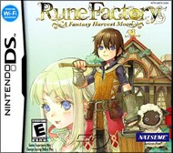 Rent Rune Factory: A Fantasy Harvest Moon for DS
