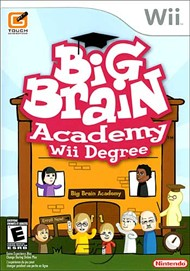 Rent Big Brain Academy: Wii Degree for Wii