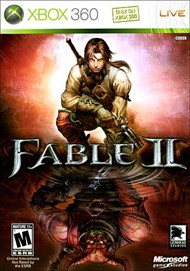 Rent Fable 2 for Xbox 360