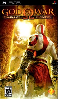 Rent God of War: Chains of Olympus for PSP Games