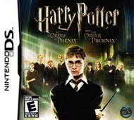 Rent Harry Potter and the Order of the Phoenix for DS