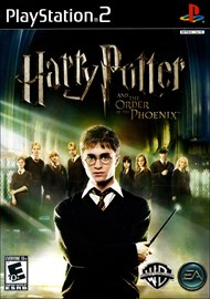 Rent Harry Potter and the Order of the Phoenix for PS2