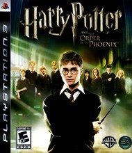 Rent Harry Potter and the Order of the Phoenix for PS3