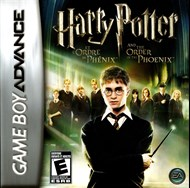 Rent Harry Potter and the Order of the Phoenix for GBA