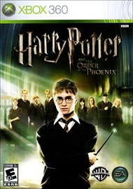 Rent Harry Potter and the Order of the Phoenix for Xbox 360