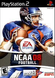 Rent NCAA Football 08 for PS2