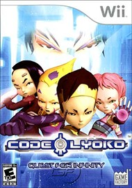 Rent Code Lyoko: Quest for Infinity for Wii