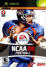 Rent NCAA Football 08 for Xbox