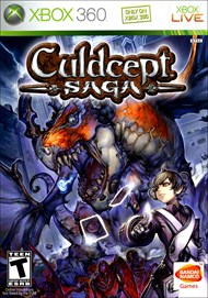 Rent Culdcept Saga for Xbox 360