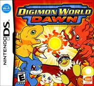 Rent Digimon World Dawn for DS