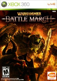 Rent Warhammer: Battle March for Xbox 360