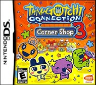 Rent Tamagotchi Connection: Corner Shop 3 for DS
