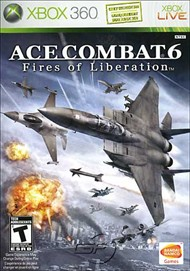 Rent Ace Combat 6: Fires of Liberation for Xbox 360