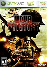 Rent Hour of Victory for Xbox 360