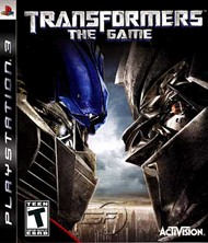 Rent Transformers: The Game for PS3